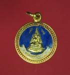 11114 เหรียญพระพุทธชินราช พิษณุโลก ปี 2536 ลงยากระหลั่ยทอง ซองเดิม  54