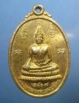 เหรียญพระพุทธมงคลบรมบพิตร ปี19 วัดหนองป่าตอง ปราจีนบุรี (N43069)