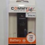 Commy แบตเตอรี่ iPhone i5 - black