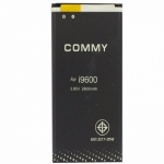 Commy แบตเตอรี่ Samsung Galaxy S5 (i9600) - black