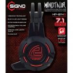 Signo E-Sport HP-814S MINOTAUR 7.1 Surround Sound Vibration Gaming Headphone