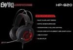 HEADSET (หูฟัง) SIGNO HP-820 (BLACK)