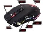 SIGNO E-Sport Macro Gaming Mouse QUATTRO GM-970
