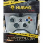 NUBWO Joystick จอยเกมมิ่ง Xbox360และComputer USB รุ่น NJ-29