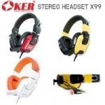 หูฟัง OKER Headset X99