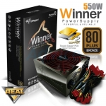 iTSONAS Power Supply (80Plus) Winner 550W