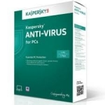 Kaspersky Antivirus 2015(1Users)