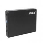 BOX HDD OKER รุ่น ST- 3565 USB 3.0