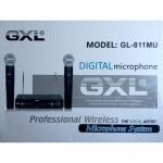 GXL GL-811MU ไมค์ลอยคู่ เกรด A คุณภาพสูง