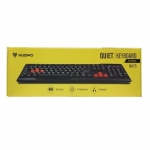 Nubwo Keyboard NK-15 Black/Red Support All Windows MAC/OS ประกัน 6 เดือน