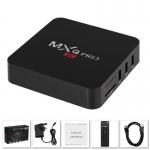 กล่องแอนดรอยทีวี Android Box  Mxq pro 4K  (ของใหม่)ลงแอพดูหนัง ดูบอล ฟรี