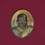 11681 เหรียญหลวงพ่อทวด วัดช้างไห้ กฐินร่วมใจ ปี 2542 พิมพ์เล็ก เนื้อทองแดง 11