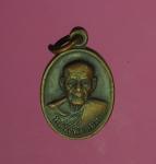 11692 เหรียญหลวงพ่อหอม วัด่ท่าอิฐ อ่างทอง เนื้อทองแดง 89