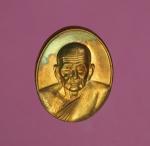11698 เหรียญหลวงปู่่ทวด วัดช้างไห้ อาจารย์นอง วัดทรายขาว ปี 2542 เนื้อทองแดง 11