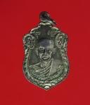 11864 เหรียญพระครูวิจิตร วัดหนองจิก ปราจีนบุรี เนื้อเงิน 48
