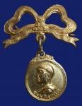 เหรียญเจ้าคุณนร วัดเทพศิรินทราวาส กทม. (N44525)