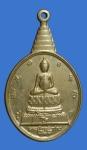 เหรียญพระชัยหลังช้าง หลัง ภปร. (N44541)