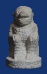 หนุมานชมเนื้อผงชมภูนุช หลวงปู่หมุน วัดบ้านจาน (N44548)