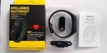 M2 Smart Band Tracker Bluetooth นาฬิกาสำหรับออกกำลังกาย วัดอัตราการเต้นของหัวใจ