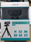 OKER Full HD Webcam A229 เว็บแคม HD ดิจิตอลกล้องวิดีโอในตัวเสียงดิจิตอล