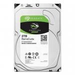 SEAGATE HDD 3 TB ฮาร์ดดิสก์ BARRACUDA 5400RPM SATA3 (ST3000DM007)