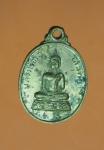 12115 เหรียญหลวงพ่อโต วัดบ้านโพธิ์ ฉะเชิงเทรา ปี 2515 เนื้อทองแดง 25