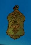 12159 เหรียญฉัตรเพชร วัดบวรนิเวศ กรุงเทพ ปี 2499 เนื้อทองแดง สภาพสวยมาก 18