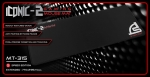 SIGNO E-Sport Gaming Mouse Mat ICONIC-2 รุ่น MT-315 (Speed Edition)