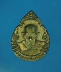 12324 เหรียญหลวงพ่อเผื่อน วัดสามบัณฑิต อยุธยา เนื้อนวะ 50