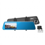 Car Camera Magic Tech T-859 Resolution : หน้า 1080P / หลัง 480P Support Micro SD Card Up to 32 GB ประกัน 1Y