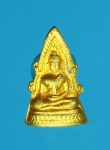 12482 รูปหล่อพระพุทธชินราช พิษณุโลก กระหลั่ยทอง 7