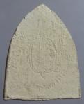 พระผงหลวงปู่หลิว หลังเต่า ลูกศิษย์สร้างถวาย  วัดไร่แตงทอง จ.นครปฐม  (N45921)