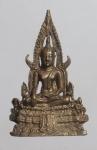 รูปหล่อ พระพุทธชินราช วัดพระศรีรัตนมหาธาตุ จ.พิษณุโลก.  (N46084)