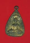 12614 เหรียญหลวงพ่อโต วัดกัลยา กรุงเทพ กระหลั่ยทอง 18