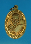 12636 เหรียญหลวงพ่อคล้าย วัดสวนขัน หลังหลวงพ่อจำเนียร วัดถ้ำเสือ เนื้อทองแดง 19