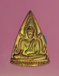 12667 เหรียญพระพุทธชินราช หลังจารสวน ไม่ทราบที่ เนื้อทองแดง 54
