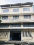 โกดังให้เช่าตึกให้เช่าอยู่ ซอยพุทธะบูชา 44 แขวงทุ่งคุกรุงเทพมหานครลักษณะเป็นตึกส