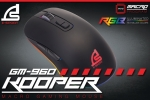 Signo E-Sport GM-960 Kooper Macro RGB Gaming Mouse ประกัน 2ปี