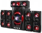 Music D.J. (K20E) Speaker (5.1) + BLUETOOTH, FM,USB ลำโพงโฮมเธียเตอร์ 5.1 รับประ