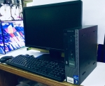 Computer Dell  OptiPlex 7010 USFF เป็นชุด Keyboard, Mouse, LED Dell 19.5'