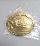 เหรียญพระนอน หลังภปร.มหามงคลเฉลิมพระชนมพรรษา 5 รอบ  (N47470)