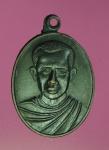 13169 เหรียญพ่อท่านคลิ้ง ออกวัดศรีสุรรณาราม ตรัง ปี 2522 เนื้อทองแดงรมดำ 32