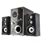 Music D.J. M-M9100A Speaker 2.1Ch + BLUETOOTH, FM,USB,SD,Mic ลำโพงพร้อมซับวูฟเฟอ