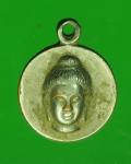 13543 เหรียญพระพุทธเจ้าไม่ทราบที่ ชุบนิเกิล 3