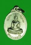 13556 เหรียญหลวงพ่อโต วัดคีรีวงค์ นครสวรรค์ ชุบนิเกิล 40