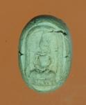 13693 พระเม็ดบัว หลวงพ่อขอม วัดไผ่โรงวัว สุพรรณบุรี เนื้อดิน 9.1