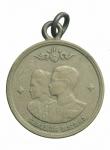 เหรียญเสด็จนิวัติพระนคร ในหลวงและพระราชินี (N48755)