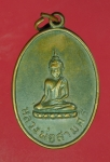 14215 เหรียญหลวงพ่อสามศรี วัดกลาง ชัยนาท เนื้อทองแดง หลวงพ่อกวย ปลุกเสก 27