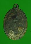 14451 เหรียญหลวงปู่คำ วัดโพธิ์ปล้ำ อ่างทอง รุ่นแรก พ.ศ. 2491 เนื้อทองแดง 89