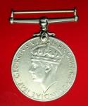 14780 เหรียญเครื่องราชประเทศออสเตรเลีย ค.ศ. 1939-1945 ไม่มีแพรแถบ เนื้ออัลปาก้า